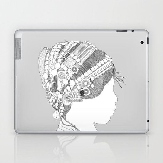 A TRIBE CALLED WOMEN Laptop & iPad Skin