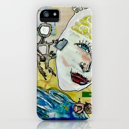 Abstract 82-89 iPhone Case