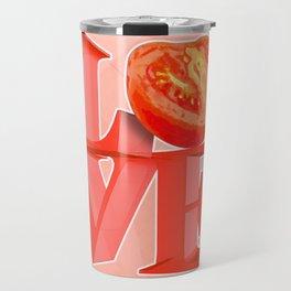 I LOVE TOMATO !!! Travel Mug