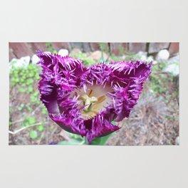 Monster tulip Rug