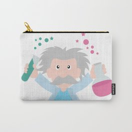Science without religion is lame, religion without science is blind Carry-All Pouch