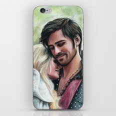A Quiet Moment In Camelot iPhone & iPod Skin