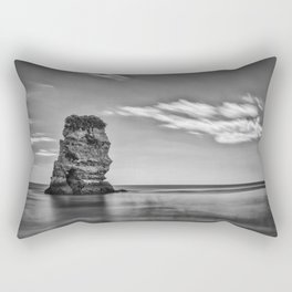 """Phantom""  Rectangular Pillow"