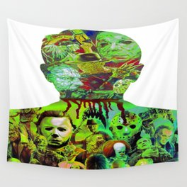 Have Alittle Horror In You? Wall Tapestry