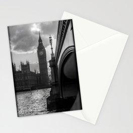 Big Ben postcard .. Stationery Cards
