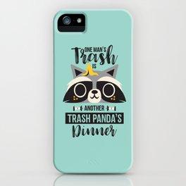 Trash Panda / Raccoon / Cute Animal iPhone Case