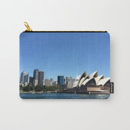 Opera of a Skyline Carry-All Pouch