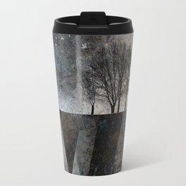 TREES over MAGIC MOUNTAINS I Travel Mug