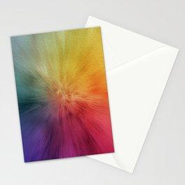 Colourburst Stationery Cards