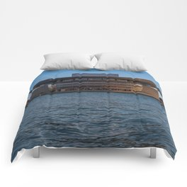 Copenhagen Opera House Comforters