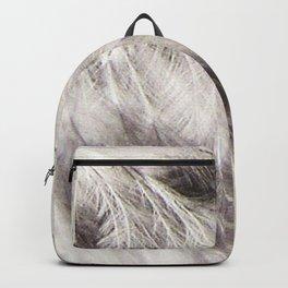 Marabou Backpack