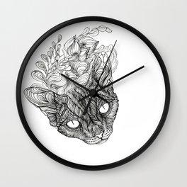 spirit of devonrex  Wall Clock