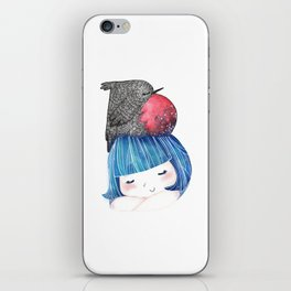 Sleep Tight iPhone Skin