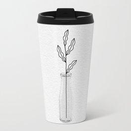 Leaf Still Life Travel Mug