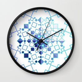 Arctic Esteem Wall Clock