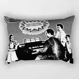 EASY FUNERAL HITS Rectangular Pillow
