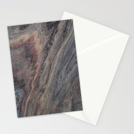 Tobacco and Suede Stationery Cards