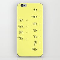whatever iPhone & iPod Skins featuring Whatever! by gasponce
