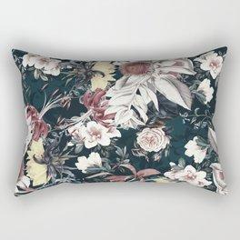 Flowers of Darkness Rectangular Pillow