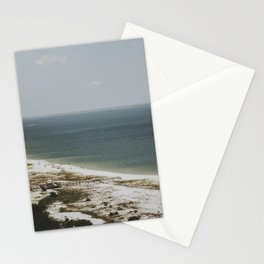 on the coast of florida Stationery Cards