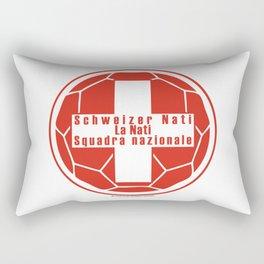 Switzerland Schweizer Nati, La Nati, Squadra nazionale ~Group E~ Rectangular Pillow