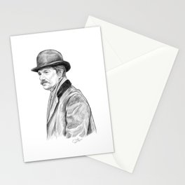 Victorian John Watson Stationery Cards