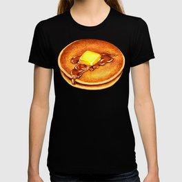 Pancakes Pattern T-shirt