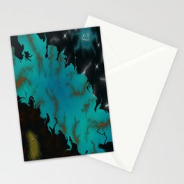Idealism vs. Perception Stationery Cards