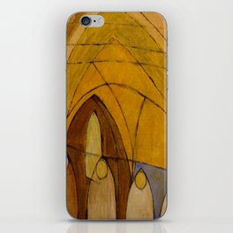 Worcester Cathedral. iPhone Skin
