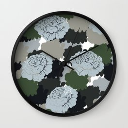 Abstract background 53 Wall Clock