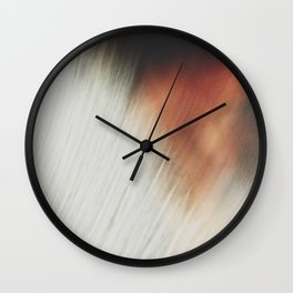 Blurred Vision 1 Wall Clock