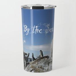 Carver by the sea Travel Mug