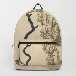 Naturalist Coral Backpack