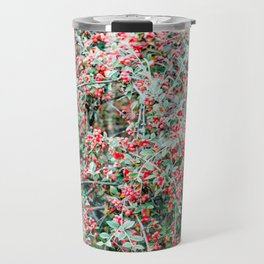 Creeping Cotoneaster Travel Mug