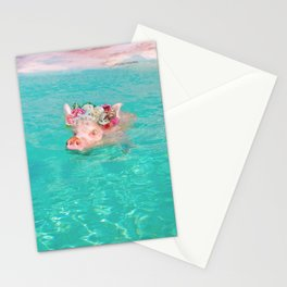 Whistle your soundtrack, daydream your future. Stationery Cards