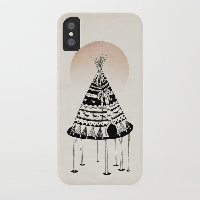 Fancy Living iPhone Case