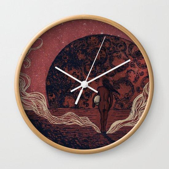 """After the Disco"" - Matthew Vidalis Wall Clock"