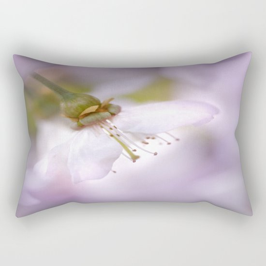 magic of spring Rectangular Pillow