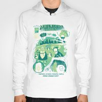 adventure Hoodies featuring Adventure Comics by jublin