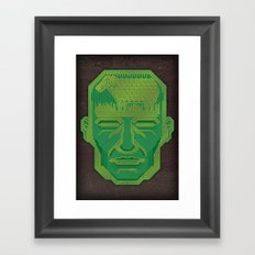 Android Dreams Framed Art Print
