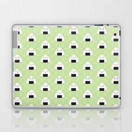 Kawaii Onigiri Rice Balls Laptop & iPad Skin