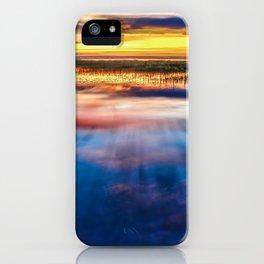 Enchanted Lake iPhone Case