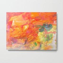 Paint Palette Metal Print
