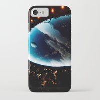 astronomy iPhone & iPod Cases featuring Astronomy Ceiling by VitaniVerci