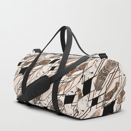 Ethnic motive. Duffle Bag
