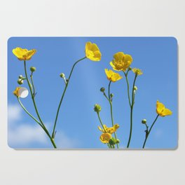 Build Me Up Buttercup Cutting Board