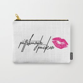 Pittsburgh Pucker 2 Carry-All Pouch