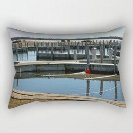 Marina Reflections Rectangular Pillow
