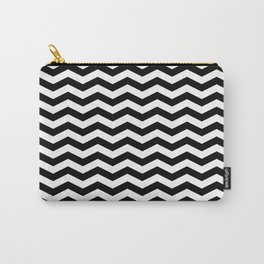 Zig-Zag Pattern Carry-All Pouch