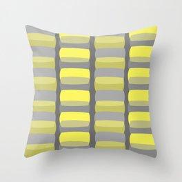 Cobblestones At Dusk Throw Pillow